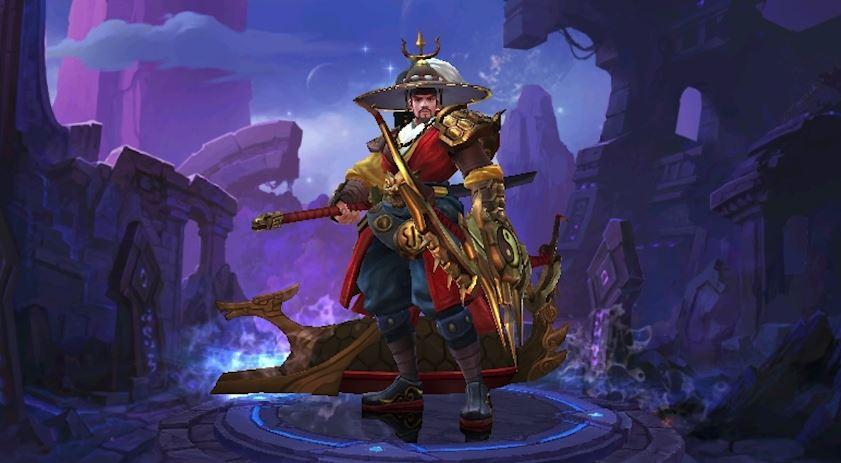 8 Hero Mobile Legends Dengan Skill Ultimate Paling Gregetan! Yi Sun Shin