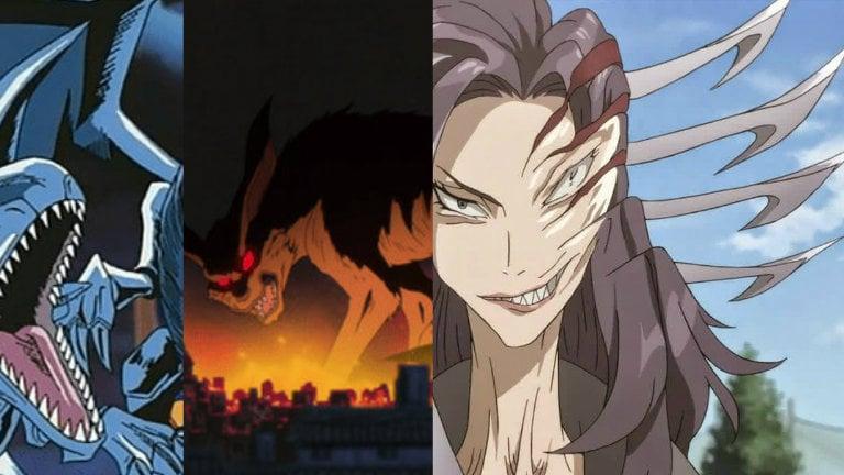 8 Monster Paling Menyeramkan Di Anime, Parasit Dan Zombie Yang Sadis Dafunda Otaku