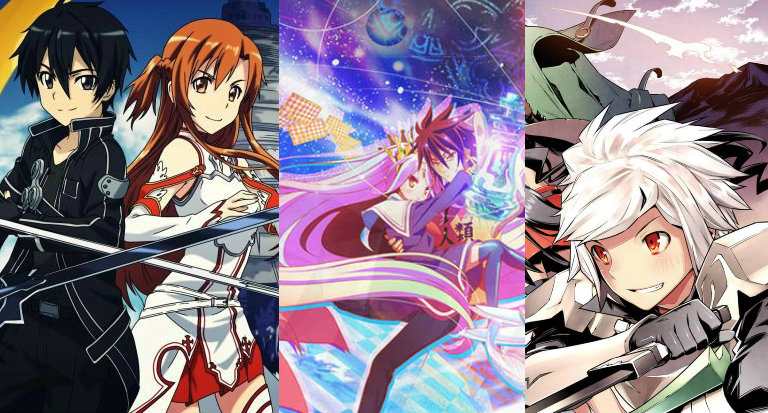 9 Rekomendasi Anime Bernuansa Game Terbaik Dafunda Otaku