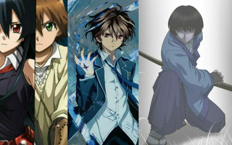 Anime Action Terbaik & Terkeren Dafunda Otaku