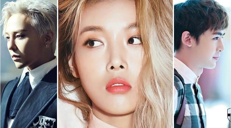 Awet Muda, 10 Artis K Pop Ini Akan Berumur 30 Tahun Di 2018! Dafunda Com