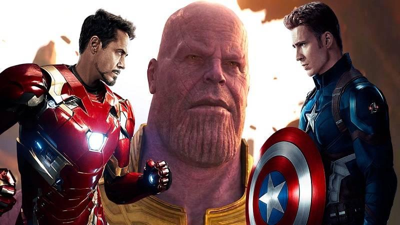 Bocoran Infinity Wars Tentang Konflik Iron Man Vs Captain Amerika! Dafunda Com