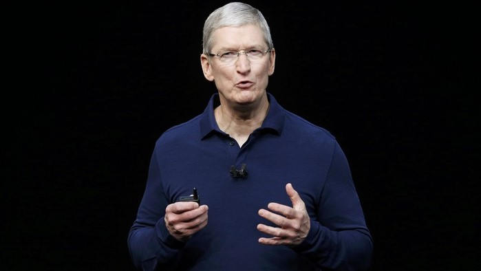 Bos Apple CEO Apple Cook