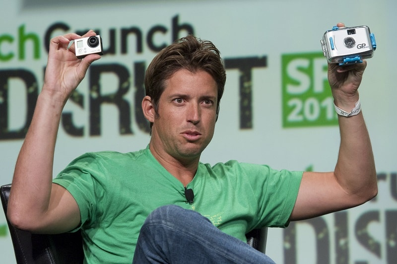 CEO GoPro Woodman Min