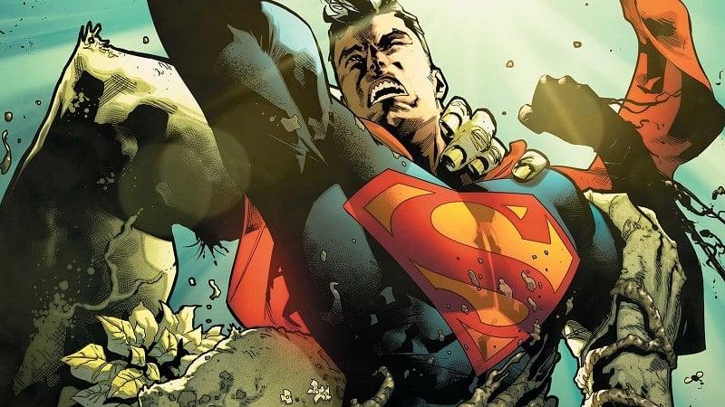 DC Komik Terbaik Superman Annual Min