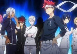 Food Wars Shokugeki No Soma Season 3 Announced For Fall 2017