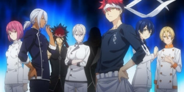 Food Wars Shokugeki No Soma Season 3 Announced For Fall 2017