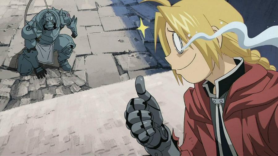 Fullmetal Alchemist Brotherhood Dafunda Otaku