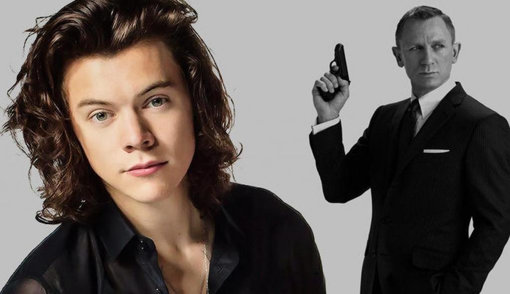Harry Styles Disebut Akan Menjadi James Bond Selanjutnya, Benarkah Dafunda Com