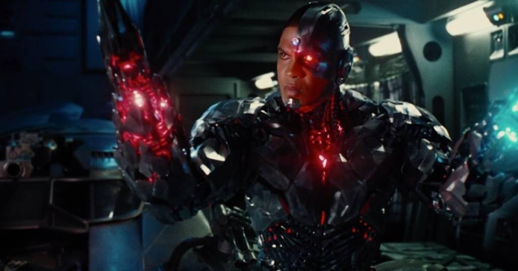 kekuatan cyborg