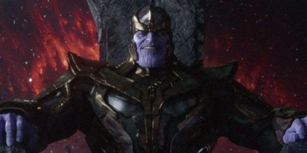 Kekuatan Thanos Abadi Infinity Wars