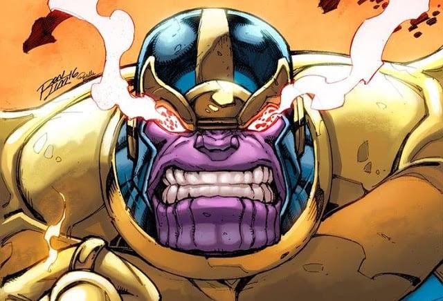 Kekuatan Thanos Infinity War
