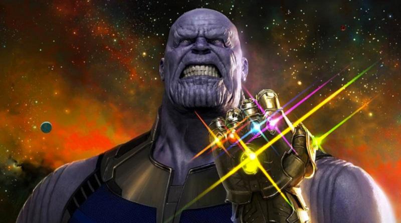 Kekuatan Thanos Musuh Avengers Terkuat