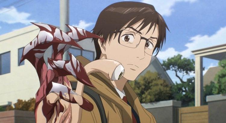 Rekomendasi Anime Horror Terbaik - Kiseijuu Sei No Kakuritsu Dafunda Otaku