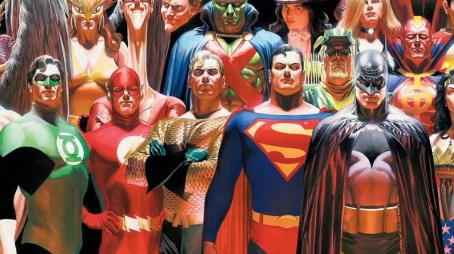 Komik DC Terbaik Kingdom Come Min
