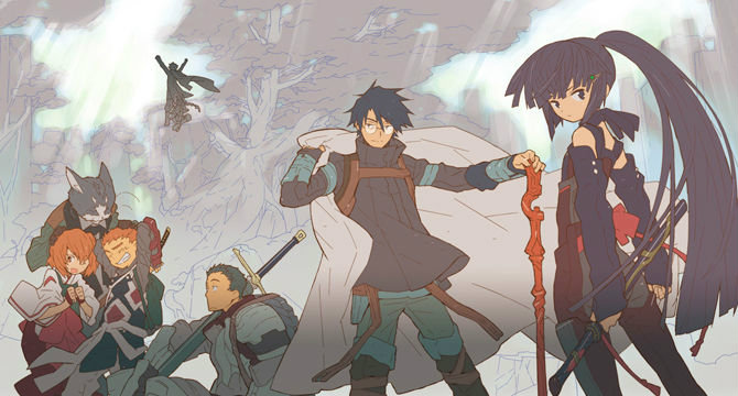 Log Horizon Dafunda Otaku