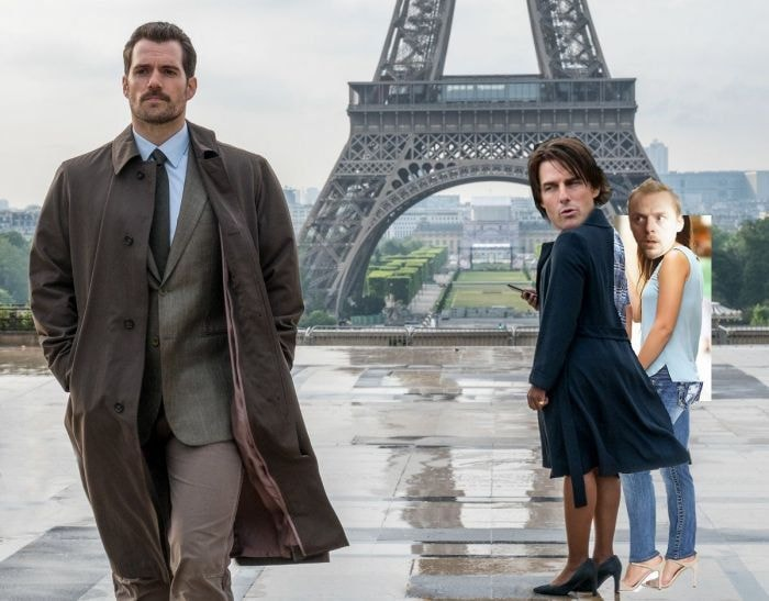 Meme Mission Impossible 6 Henry, Ethan, Min