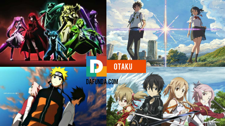 Rekomendasi Anime Terbaik Sepanjang Masa Dafunda Otaku