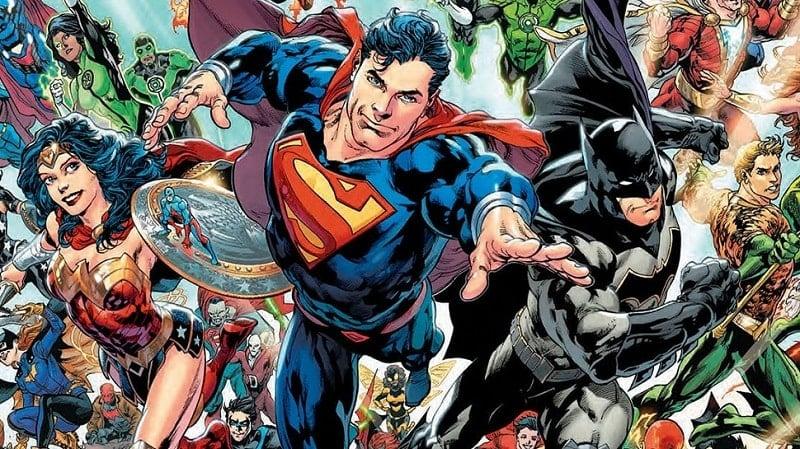 Rekomendasi Komik DC Terbaik Sepanjang Masa Min