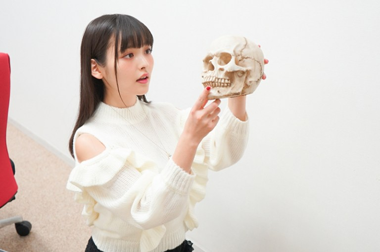 Seiyuu Uesaka Sumire Promosikan Opening Anime Pop Team Epic Dengan Cara Yang Gila Cara Sumipe Tengkorak