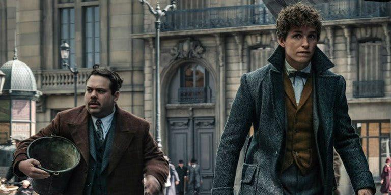 Sejumlah Foto Bocorkan Gambaran Sekuel Film Fantastic Beasts The Crimes Of Grindelwald! Dafunda Com