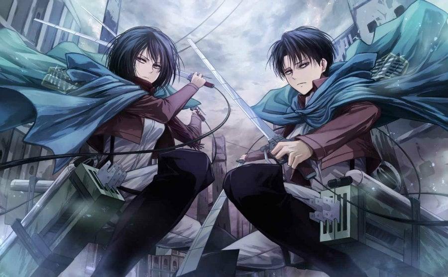 Shingeki No Kyoujin Season 3 Dafunda Otaku