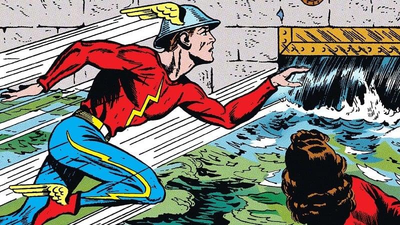 Siapa Jay Garric Flash DC Min