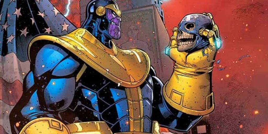 Siapa Thanos Musuh Avengers