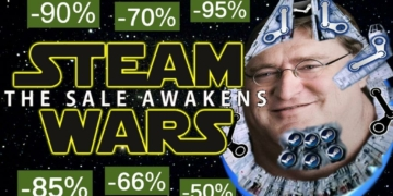 Steam The Sale Awaken Min