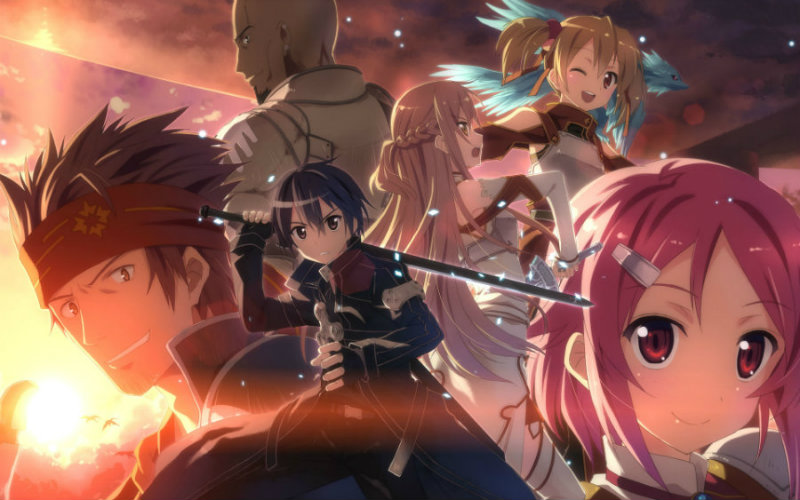 Sword Art Online Dafunda Otaku