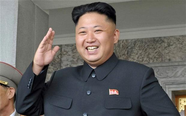Ternyata Kim Jong Un Penggemar Dragon Ball Dan Slam Dunk!
