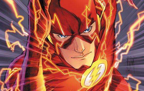 Siapa Barry Allen The Flash Asal usul Kekuatan
