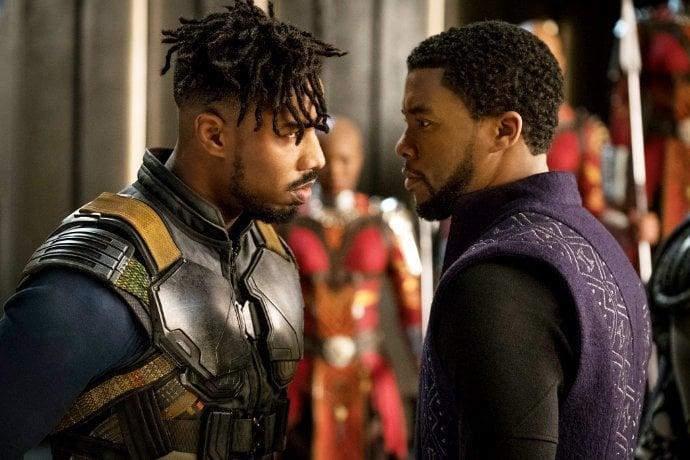 film terbaik 2018 Black Panther Boikot