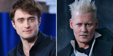 Daniel Radcliffe Johnny Depp