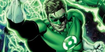 siapa hal jordan green lantern asal usul kekuatan