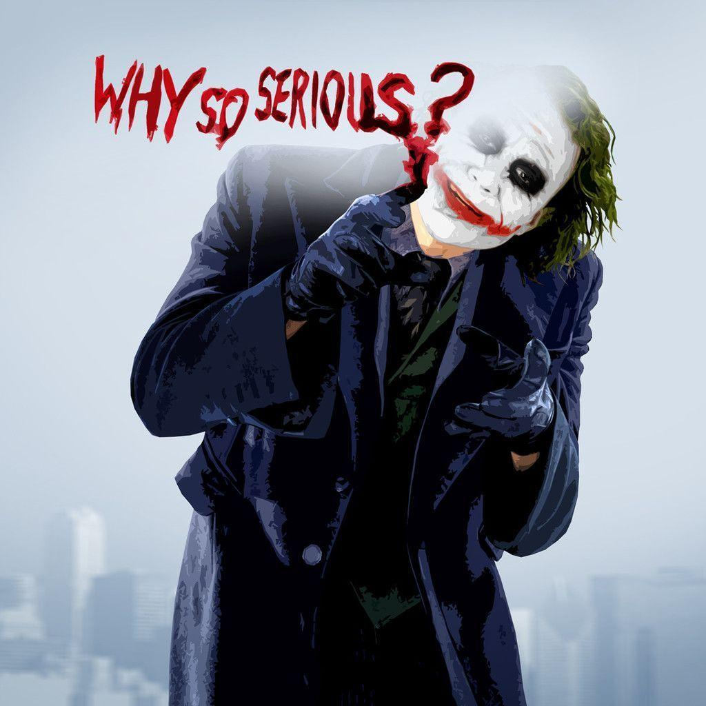 Joker Why So Serious Wallpaper Full Hd Is Cool Wallpapers