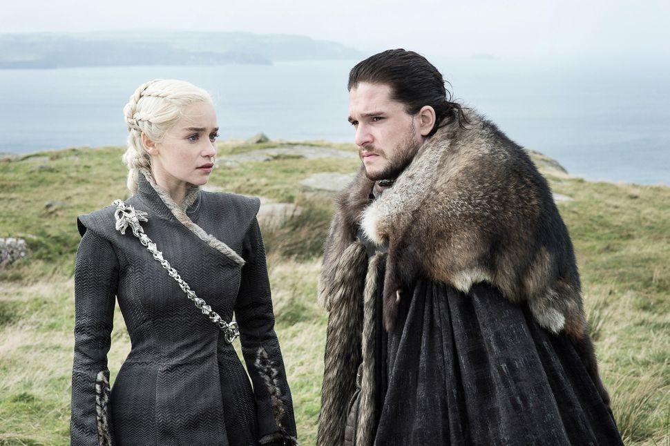 Jon Snow Daenerys Targeryen