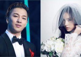 5 Fakta Tentang Pernikahan Taeyang BIGBANG dan Min Hyo Rin! - Dafunda - com