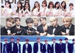 30 Penyanyi Dengan Reputasi Paling Populer Di Korea Selatan Awal 2018! - Dafunda - com