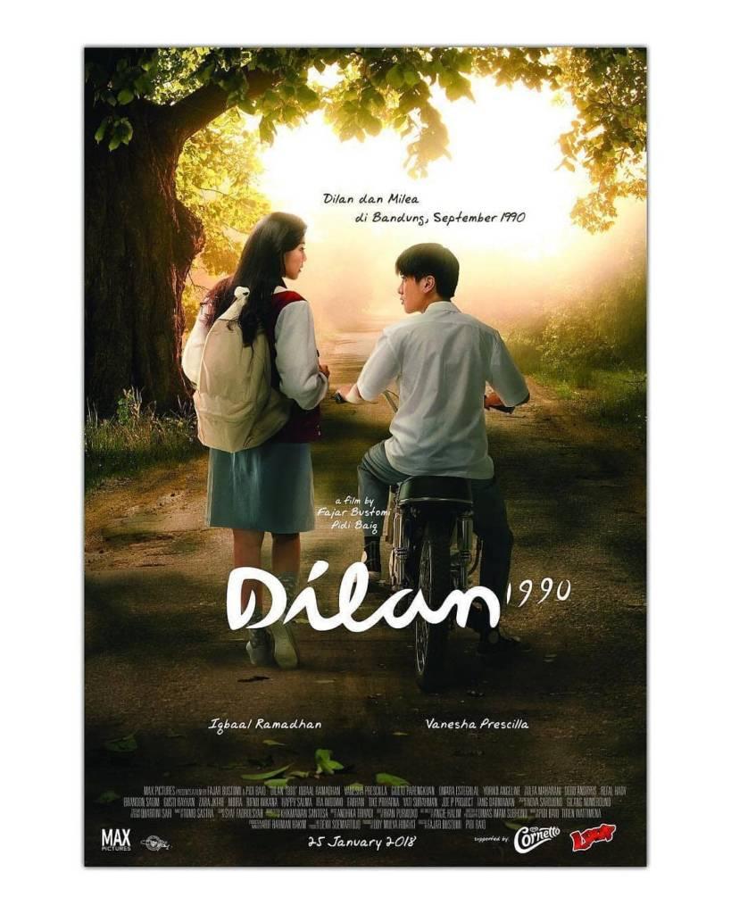 Poster Dilan