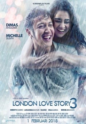 Poster London Love Story 3