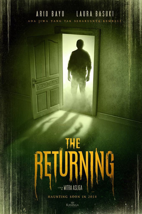 Poster The Returning