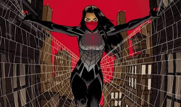 Spider-woman - Silk Horz DAFUNDA