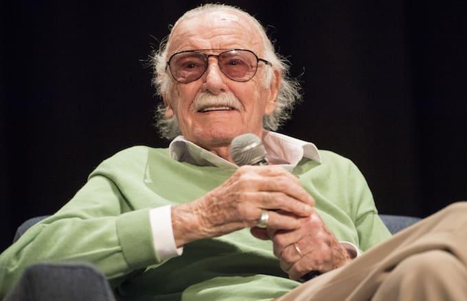 Stan Lee Kasus Pelecehan Seks