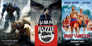 The Razzies 2018