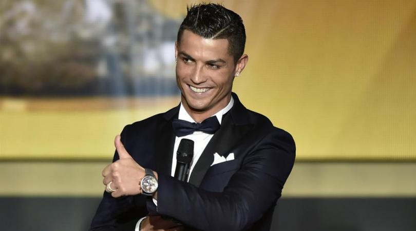 3 Cristiano Ronaldo