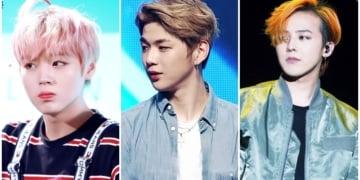 30 Member Boy Grup K Pop Paling Populer Di Korea Selatan Februari 2018! Dafunda Com