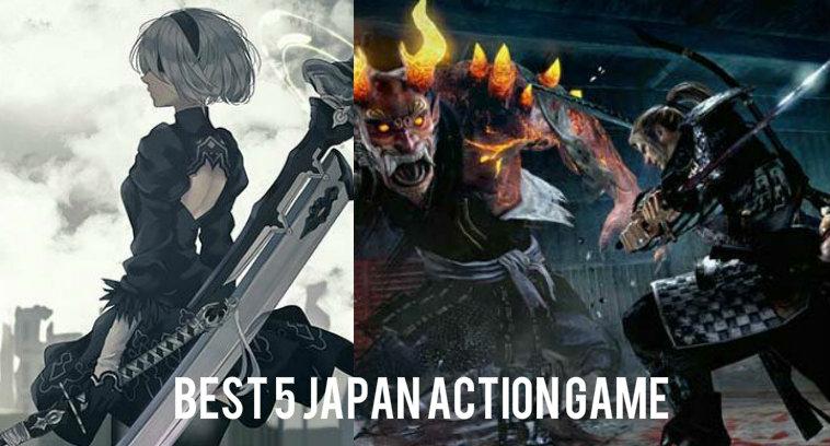 5 Rekomendasi Game Action Jepang 2017 Terbaik Dafunda Otaku