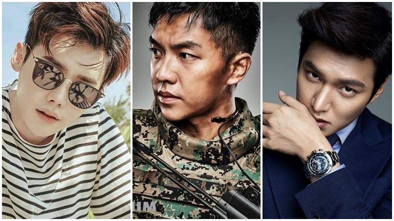 7 Aktor K Drama Dengan Bayaran Termahal 2018, Bahkan Ada Yang 1 Milyar Episode Dafunda Com