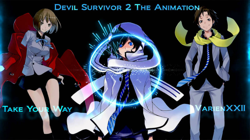 Devil Survival 2 The Animation Dafunda Otaku
